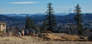 Breaking Ground at Sunrise Mountain View - Mt Hood and Lot View