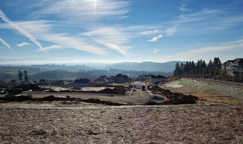 Breaking Ground at Sunrise Mountain View - Terrain and Hills View